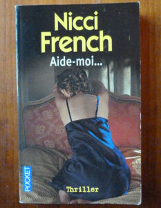 Couverture roman Aide-moi Nicci French Pocket