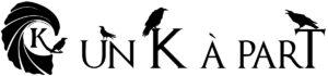 Bannière Un K à part blog littéraire