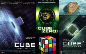 Film Cube Zero Hypercube