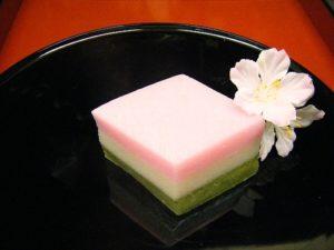 Hina matsuri Hishi mochi