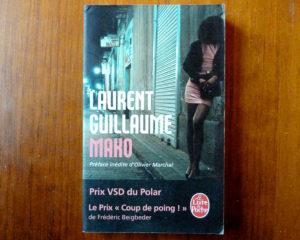 Couverture roman Mako Laurent Guillaume Le Livre de Poche
