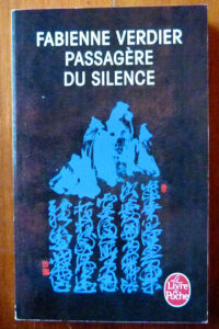 Couverture Passagère du silence Fabienne Verdier Le Livre de Poche