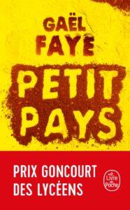 Couverture Petit pays Gaël Faye Le Livre de poche