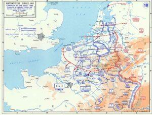 Plan jaune invasion France Bénéleux 1940