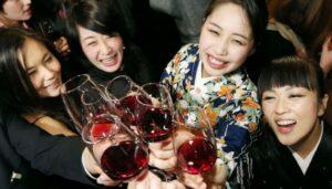 Beaujolais Japon Tokyo