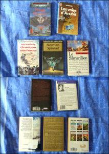 Collection imaginaire fantasy SF Presses Pocket J'ai Lu Denoël
