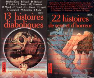 Pocket Terreur 13 histoires diaboliques 22 histoires de sexe et d'horreur