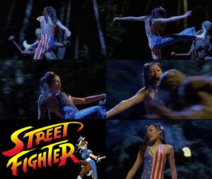House of the Dead Street Fighter Chun Li