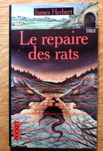 Le repaire des rats James Herbert Pocket Terreur