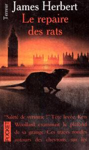 Le repaire des rats James Herbert Terreur Pocket