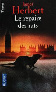 Le repaire des rats James Herbert Pocket
