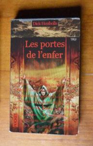 Couverture Les portes de l'enfer Dick Henbolls collection Pocket Terreur 9167