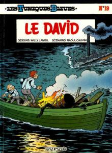 Les Tuniques Bleues 19 Le David Willy Lambil Raoul Cauvin Dupuis BD