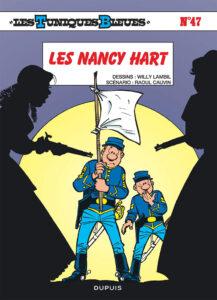 Les Tuniques Bleues 47 Les Nancy Hart Willy Lambil Raoul Cauvin Dupuis BD