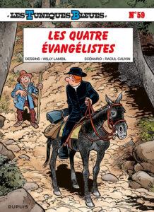 Les Tuniques Bleues 59 Les quatre évangélistes Willy Lambil Raoul Cauvin Dupuis BD