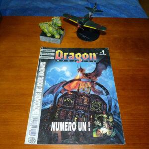 Dragon magazine 1 numéro un