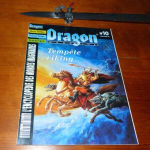 Dragon Magazine 10 Tempête viking