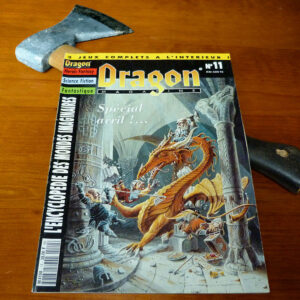Dragon Magazine 11 Spécial avril