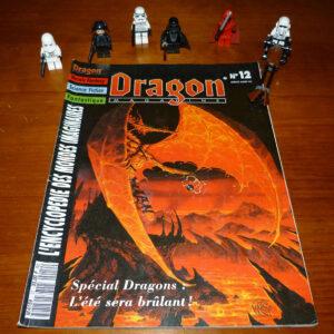 Dragon Magazine 12 L'été sera brûlant
