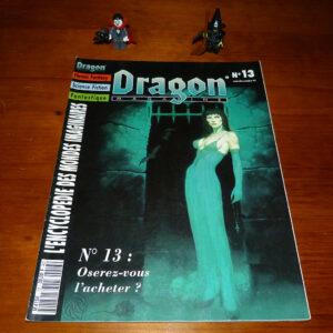 Dragon Magazine 13 Oserez-vous l'acheter ?