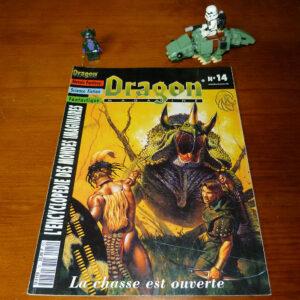 Dragon Magazine 14 La chasse est ouverte