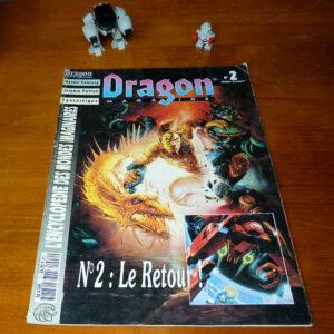 Dragon magazine 2 le retour