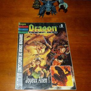 Dragon magazine 3 Joyeux Alien
