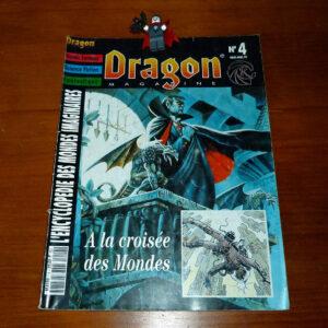 Dragon magazine 4 à la croisée des mondes