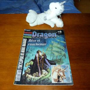 Dragon magazine 6 Rêve et cauchemar