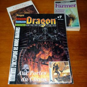 Dragon Magazine 7 Aux portes du Chaos