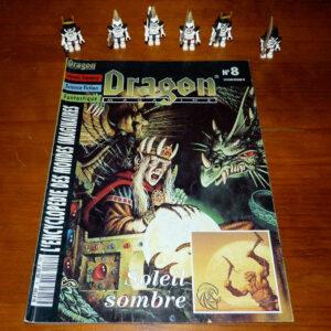 Dragon Magazine 8 Soleil sombre