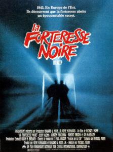 Affiche film La forteresse noire Michael Mann